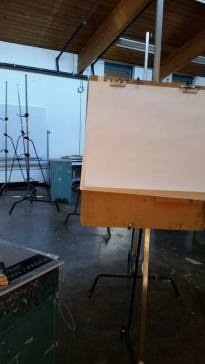 Human figure drawing class