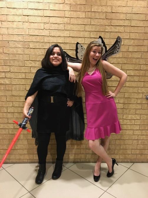 Sugar Plum Fairy and the Star Wars antihero